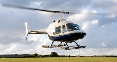 Free Helicotper Flights By McLaren Experiences
